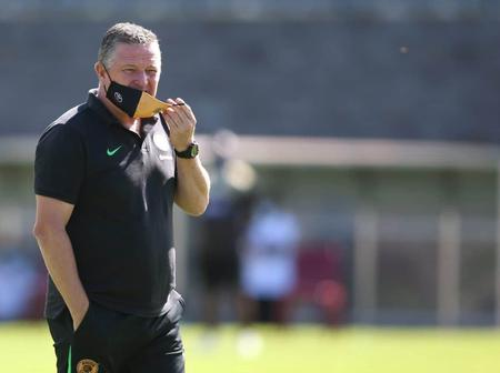 Kaizer Chiefs Must Finish In The Top Eight – Gavin Hunt Read More.
