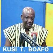 Why is Lordina Mahama not campaigning for her husband? - Kusi Boafo asks