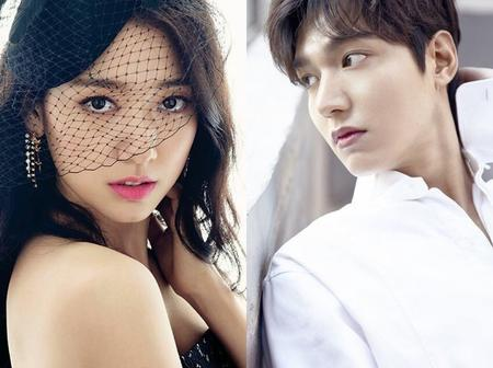 Park Shin Hye to be starred as Lee Min Ho's leading lady in City Hunter 2