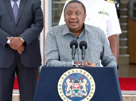 Top Lawyer Alleges Why Uhuru Has Been Overborriwing, Urges Kenyans to do The Following