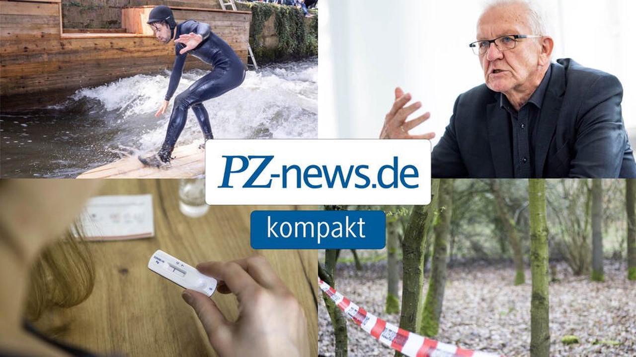 PZ-news-kompakt: Neuinfektionen steigen