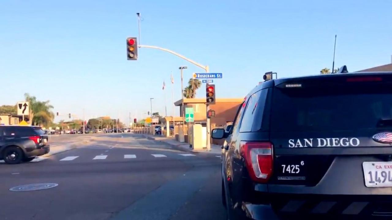 Pedestrian seriously hurt after being hit by driver in Point Loma