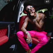 Fans React As Wizkid Posted Beautiful Pictures Of Himself Chilling In Ghana