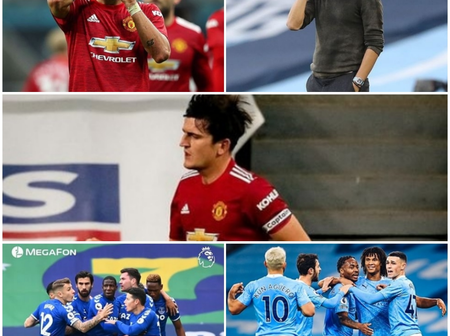 Premier League: 5  Things You Might Have Missed In The 2020/2021 Matchday 5 Fixtures.