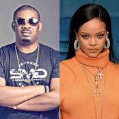 Don Jazzy Is At It Again With His Rihanna Obsession, Check Out His Lastest Post On Twitter About Her