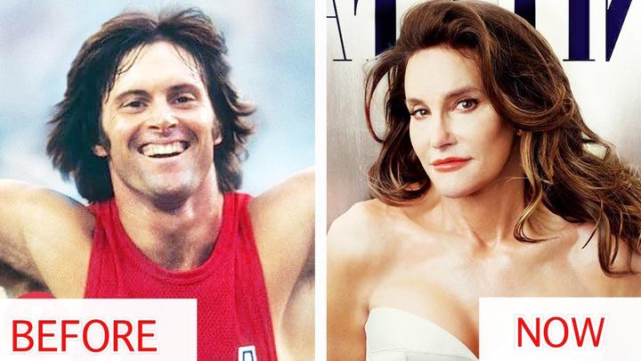 female celebrities that were born male