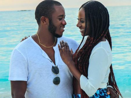 Throwback: See How Obinwanne Okeke proposed to Girlfriend 5 months before his arrest by FBI in 2019