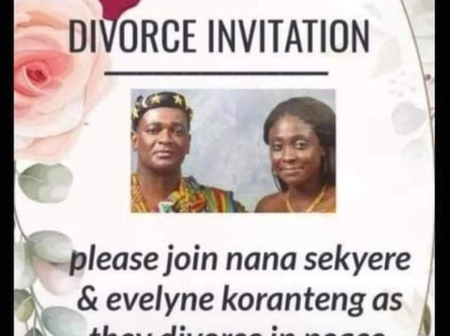 Check Out The Invitation Card Shared By A Couple To Celebrate Their Peaceful Divorce
