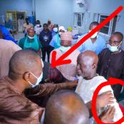 More Photos Of Governor Zulum In The Hospital Hours After Boko Haram's Attack In Maiduguri