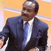 Opinion: Why Kalonzo Musyoka Might Decamp From One Kenya Alliance Before 2022