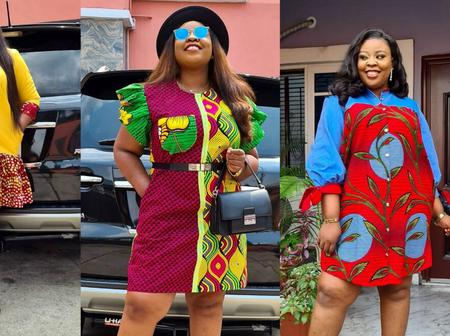 Unique And Flawless Ankara Stylish Designs For Classy Ladies