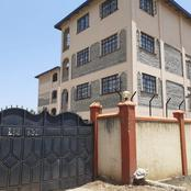 Here are photos of the State of the Art Sub County Offices in Kenya