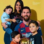 This Is what A.Raccuza The Leo Messi's Wife Said To Warn Bayern Munich