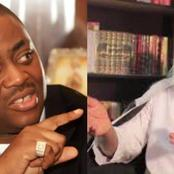 Hours After Gumi Said Kidnapping Children Is A Lesser Evil, See How FFK Blasted Him (Reactions)