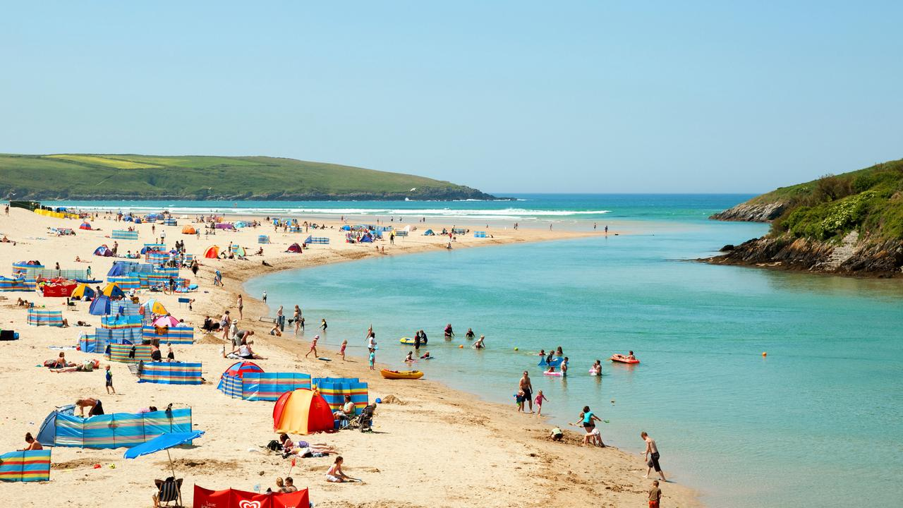 Staycation scramble: Domestic holiday hotspots fully booked as lockdown eases