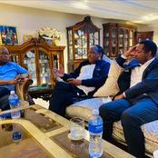 Duduzile Reveals More On Zuma's Meeting With The Top 6, Here's What Zuma Did After The Meeting!