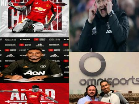 Manchester United on a transfer spree or panicked transfer