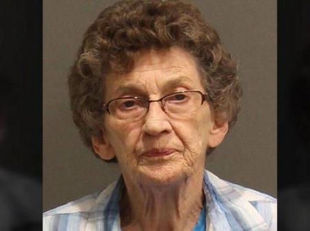 Not Fair, 88 Year Old Woman Arrested For Shooting A Thief