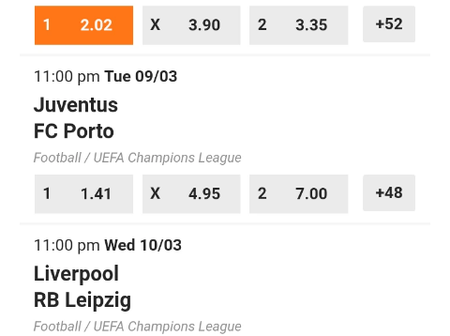 Wednesday's Mega Winning VIP Matches GG, Over 2.5 goals And Great Odds To Guarantee Huge Win