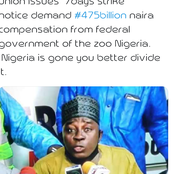 See Reactions On Twitter As Cattle Dealers Union Issues 7days Strike Notice, Makes Demand Of ₦475b