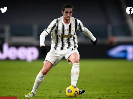 Manchester City 'leading the race' for Juve star