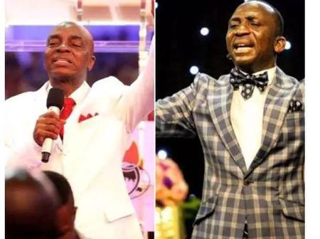 Pastor Paul Enenche & Bishop David Oyedepo Release Another Powerful Prayers