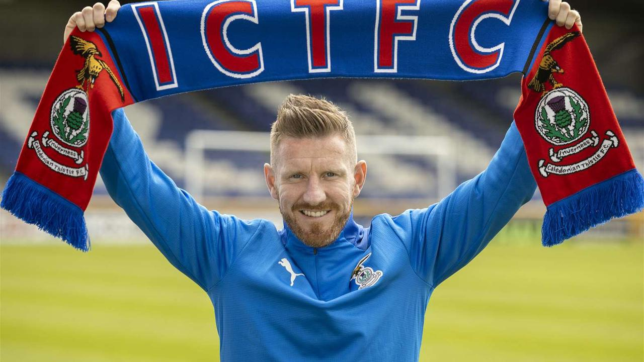 Ross County legend Michael Gardyne tipped to have big impact at new club Inverness Caledonian Thistle by Mark Ridgers
