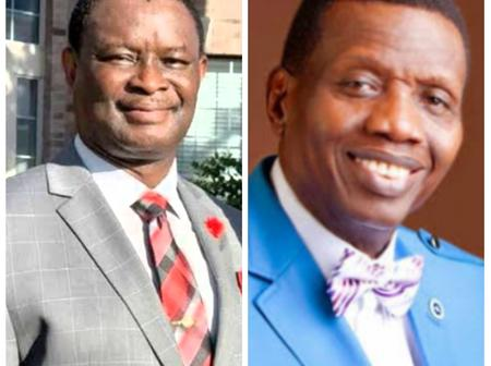 Evangelist Mike Bamiloye's Birthday, See How Pastor E.A. Adeboye Celebrates Him With Kind Words.