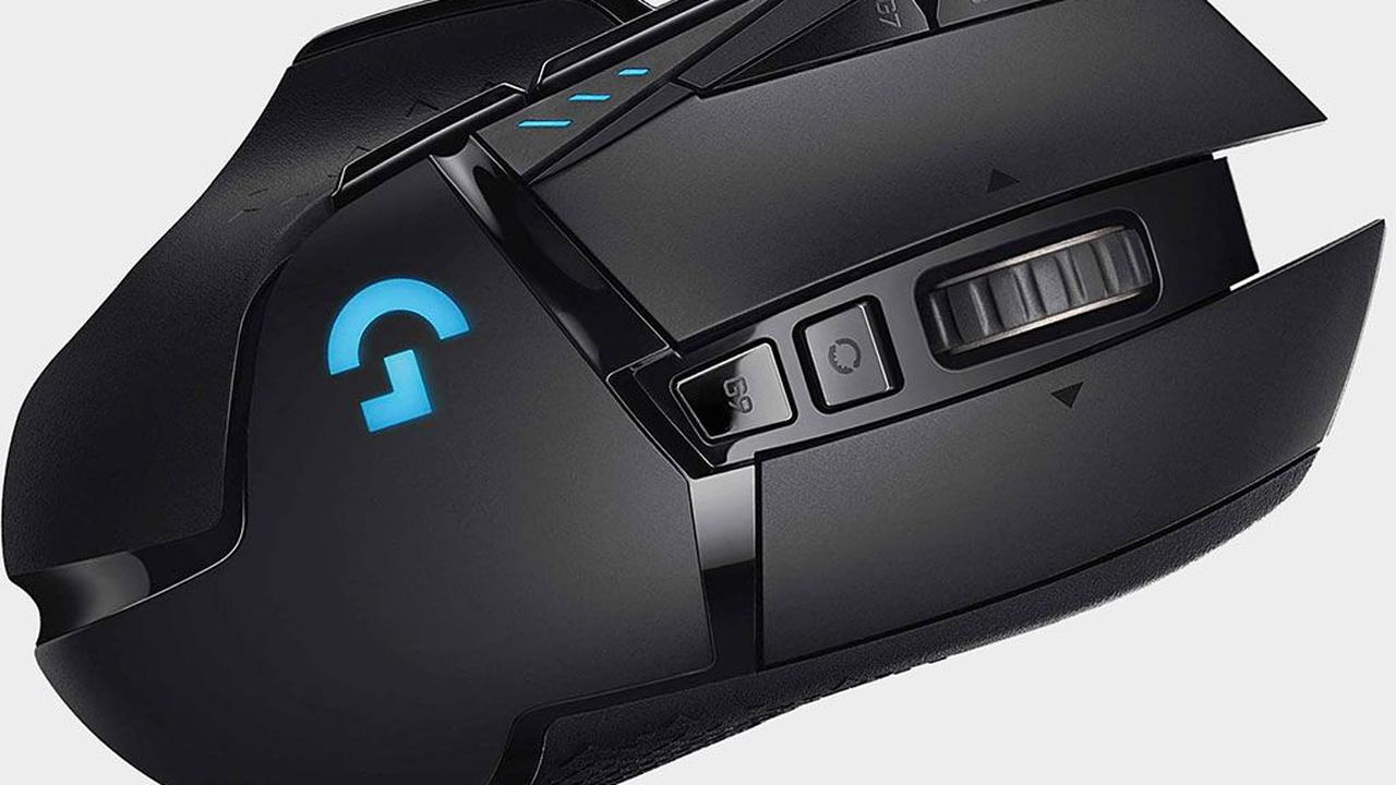 Logitech's G502 Lightspeed is a wonderful wireless mouse and it's just $100 right now