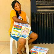 Lady whose noodles got stolen while cooking it in her hostel, see what Indomie manufacturers just did to her