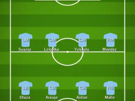 Opinion: If Barcelona Is Not Careful, Celta Vigo May Beat Them Tonight With This Line-up