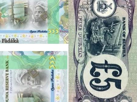 Between The Bank Notes Of Both Oduduwa And Biafra Republic, Which One Looks More Good