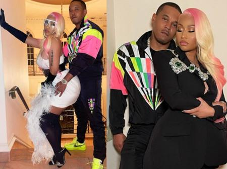 Nicki Minaj shares photos with her husband Kenneth Petty, which got fans talking