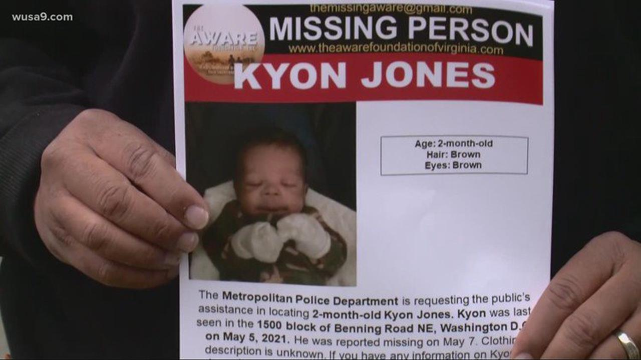 Court documents share further insight behind DC 2-month-old's disappearance