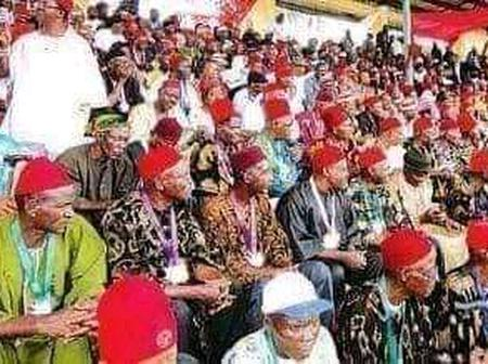 Opinion: the influence of Benin kingdom in western igbo is exaggerated