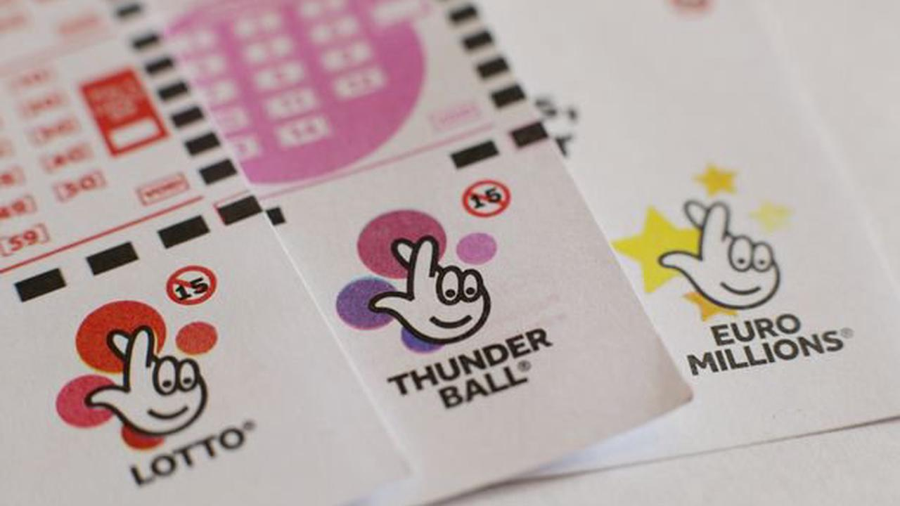 One ticket-holder scoops £2m Lotto jackpot
