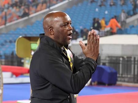 Pitso Support Real Madrid And Zidane Ahead Of Biggest Football Match In The World (El Clasico)
