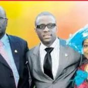 Meet Professor Magoha's Wife And Son That He Mentioned While Releasing Exam