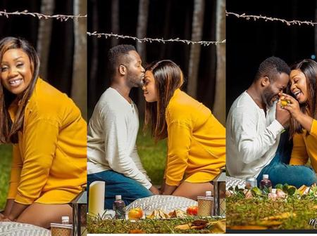 'Pusher' And Wife Bless Fans With Beautiful Anniversary Photos To Celebrate 14th Year Of Marriage
