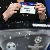 BREAKING: See Who Chelsea Will Face In UCL Semi-Finals, Date For Both Legs