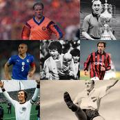 Koeman, Moore, Wright And Other Greatest Defenders Of All Time
