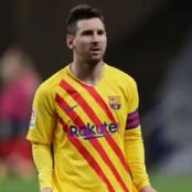 Barcelona Want Messi To Stay With Them Forever; Even After He Retires!  (Details)