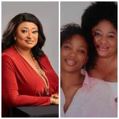 Ronke Oshodi Oke Remembers Her First Born Daughter 10 Years After Her Death