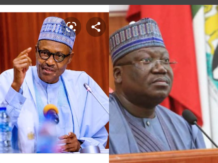 Senate President Breaks Silence On Supporting A 3rd Term Tenure For Buhari