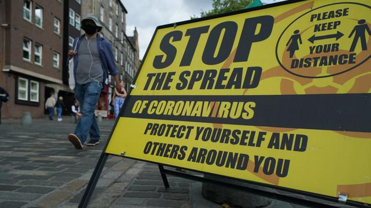 COVID-19: UK records another 32,551 coronavirus infections and 35 deaths