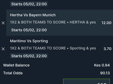 3 Matches To Win You 45k Today