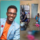 It Is Forbidden In Igbo Land To Help Your Wife In The Kitchen -Man Says