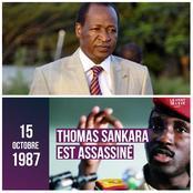 La justice burkinabé aux trousses de Blaise Compaoré pour l'assassinat de Thomas Sankara
