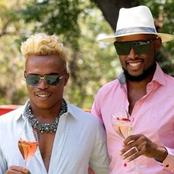 Mohale slaps Somizi with Divorce Papers