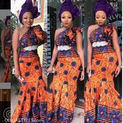 Why Waste Money On English Wears When You Can Look Good In These Lovely Ankara Designs